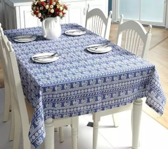 No Brand ผ้าปูโต๊ะสไตล์โบฮีเมียน 1