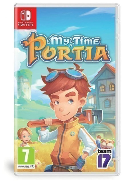 Team17 My Time At Portia 1