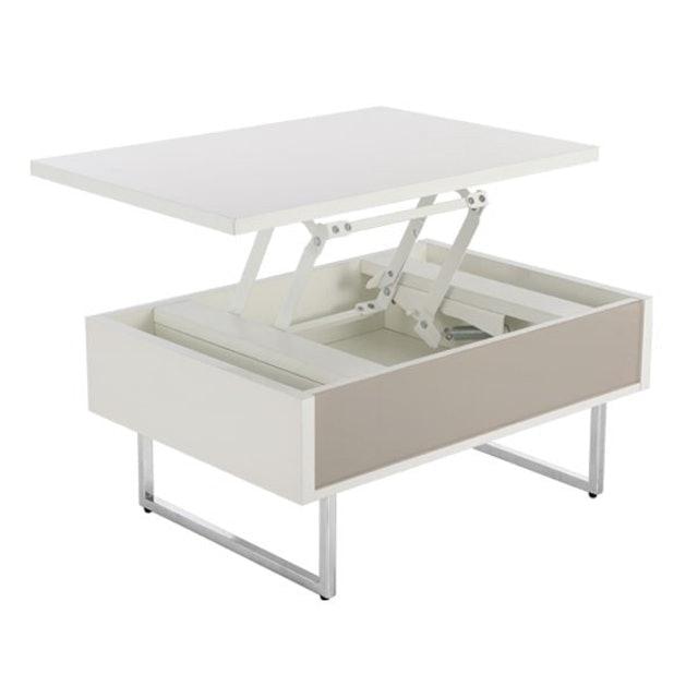 Index Furniture โต๊ะกลางปรับระดับ รุ่น PLAY MINI 1
