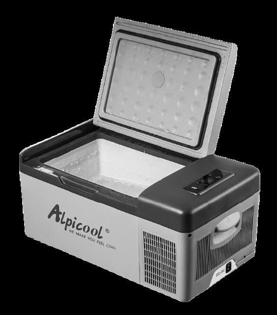 Alpicool  ตู้เย็นพกพา รุ่น C15 1