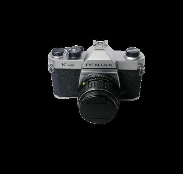 PENTAX กล้องฟิล์ม SLR รุ่น K1000 1