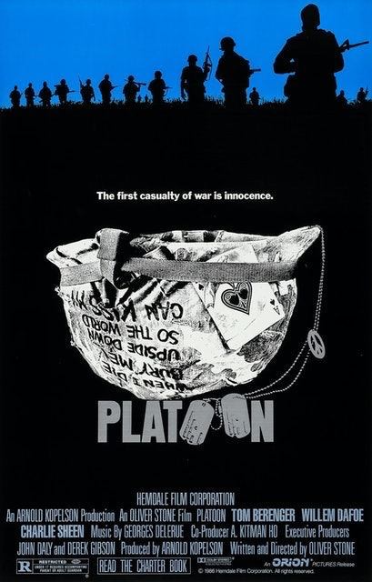 Orion Pictures Platoon 1