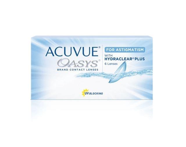 ACUVUE OASYS For Astigmatism 2-Week 1