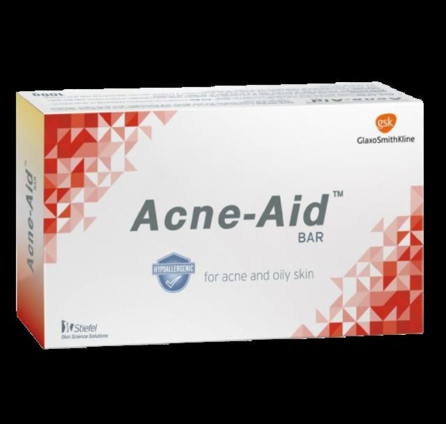 Acne Aid Soap Bar 1