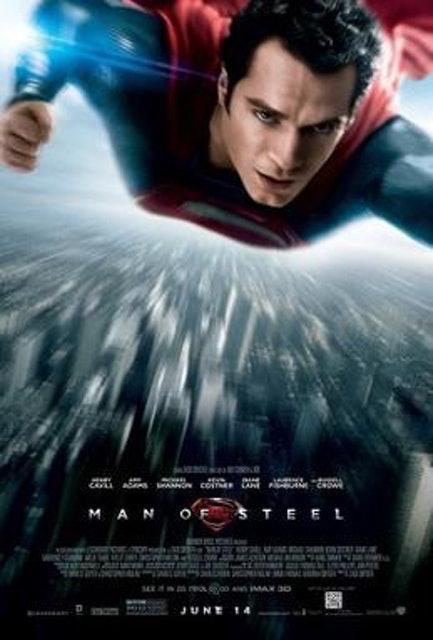 Warner Bros. Pictures Man of Steel 1