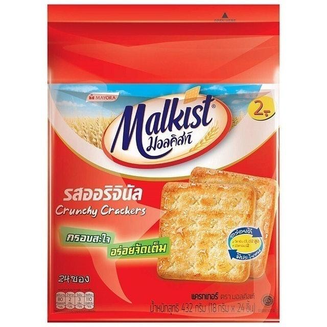 MALKIST แครกเกอร์ 1
