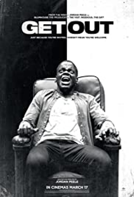 Blumhouse Productions Get Out: ลวงร่างจิตหลอน 1