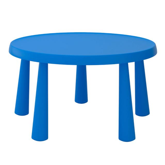 IKEA โต๊ะเขียนหนังสือเด็ก MAMMUT  1
