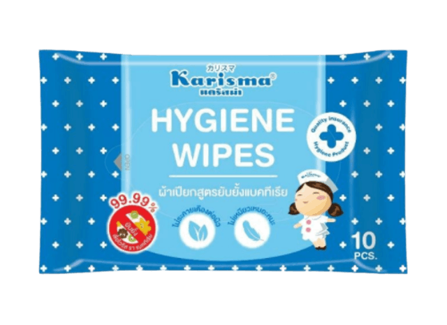 Karisma Hygiene Wipes 1