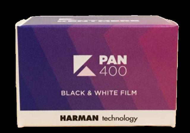 Kentmere ฟิล์มขาวดำ Kentmere PAN 400 1