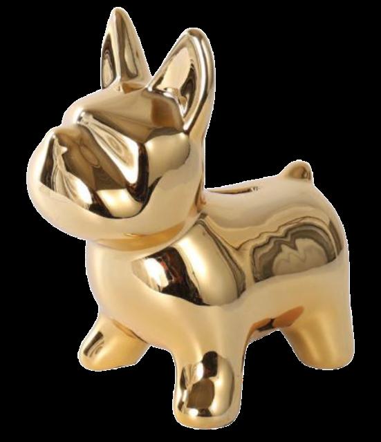 No Brand กระปุกออมสิน รุ่น Ceramic Money Box รูปน้องหมา เนื้อเซรามิก 1