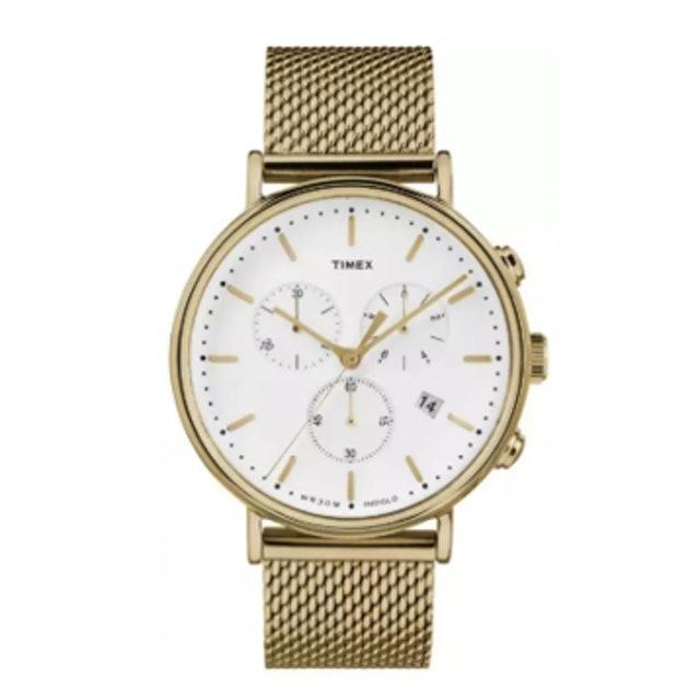 Timex Fairfield Chronograph  1