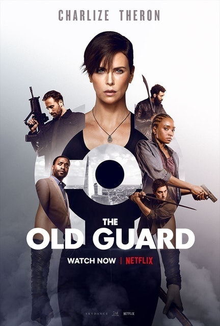 Netflix The Old Guard 1