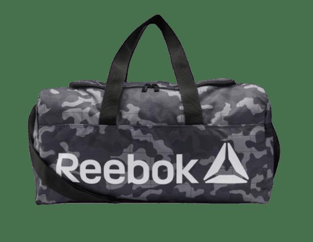 REEBOK กระเป๋ายิม Core Graphic Medium Grip Duffle Bag 1
