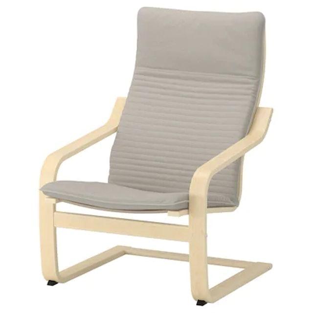 IKEA เก้าอี้อาร์มแชร์ รุ่น POÄNG 1