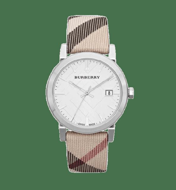 BURBERRY นาฬิกาข้อมือ รุ่น Heritage Nova Check 1