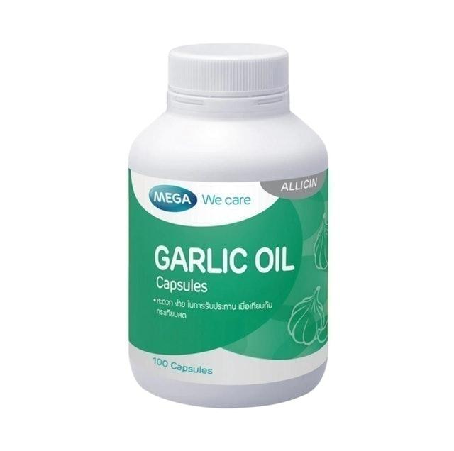 MEGA We Care Garlic Oil 2