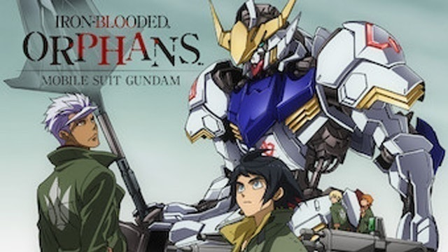 SUNRISE อนิเมะหุ่นยนต์ Mobile Suit Gundam: Iron-Blooded Orphans 1