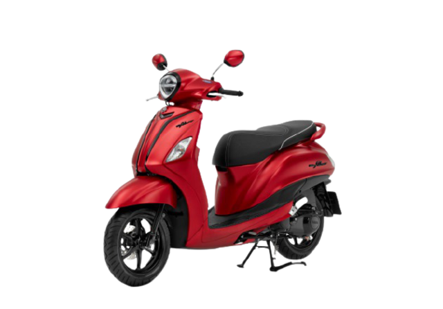 YAMAHA รถมอเตอร์ไซค์ Yamaha Grand Filano Hybrid (2020) 1