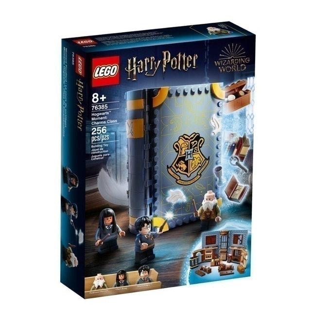 LEGO ตัวต่อเสริมทักษะสำหรับเด็ก Harry Potter Hogwarts Moment 1