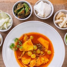 10 อันดับ อาหารใต้ เดลิเวอรี่ กรุงเทพ ร้านไหนอร่อย ฉบับล่าสุดปี 2021 รวมอาหารปักษ์ใต้ร้านดัง รสชาติต้นตำรับแท้ ๆ 1