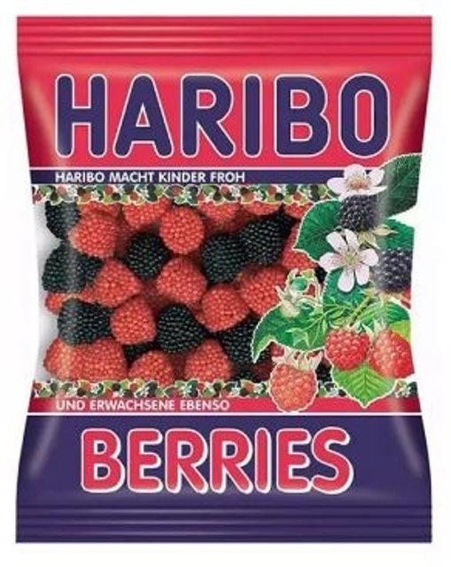 Haribo Berries 1