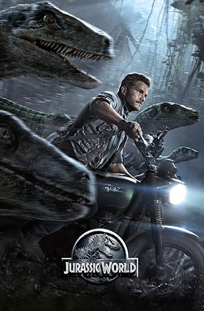 Universal Pictures Jurassic World 1