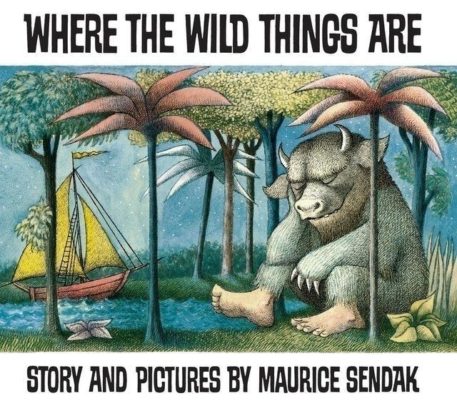Maurice Sendak Where the Wild Things Are 1