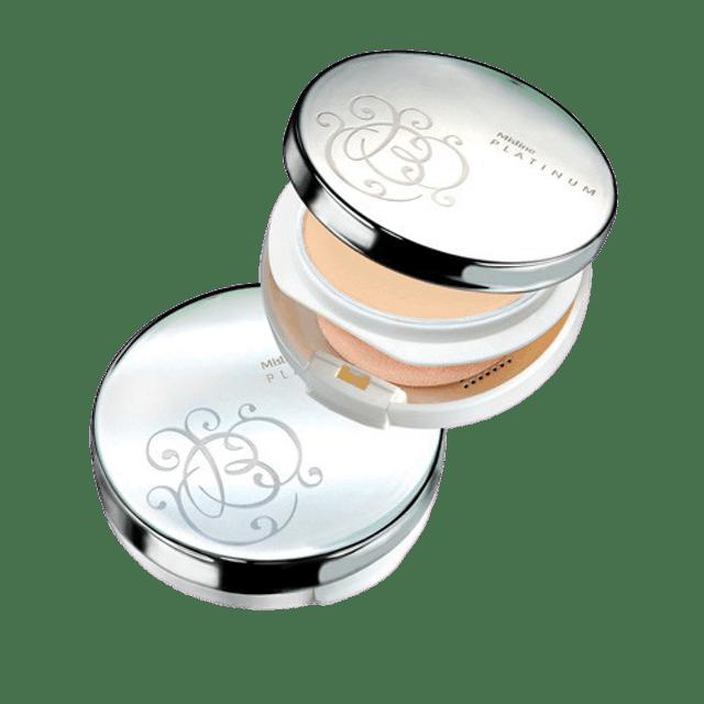 Mistine แป้งพัฟ Platinum Super Powder SPF30 PA++ 1