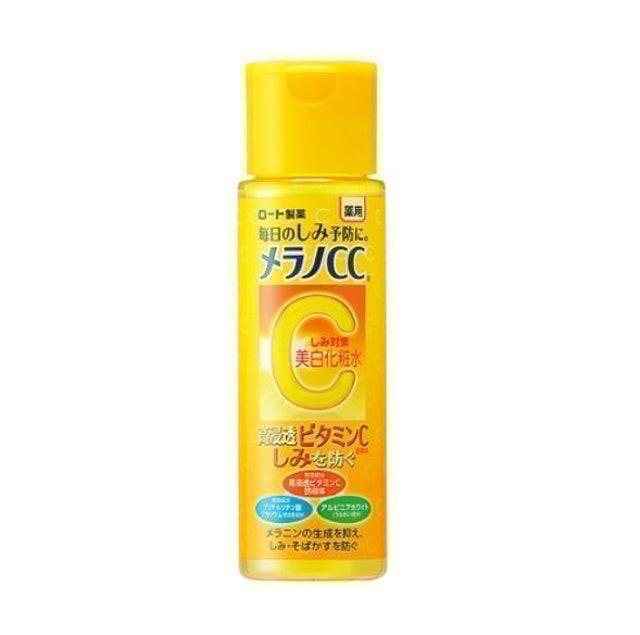 Melano CC โทนเนอร์ญี่ปุ่น Vitamin C Brightening Lotion 1