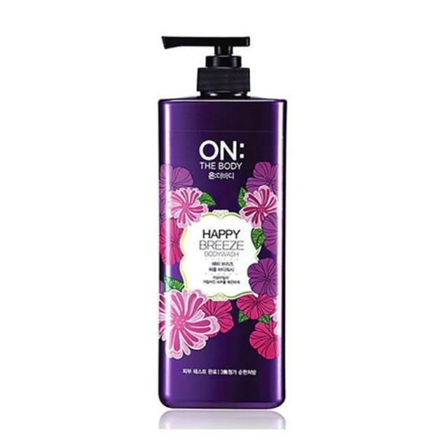 THE FACE SHOP ครีมอาบน้ำ The Face Shop Happy Breeze Perfume Body Wash 1