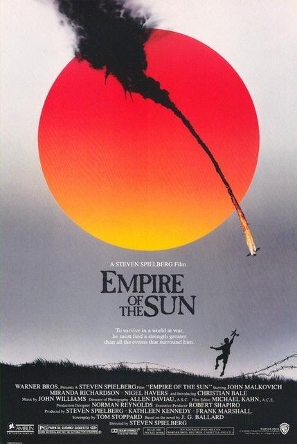 Warner Bros. Empire Of The Sun 1