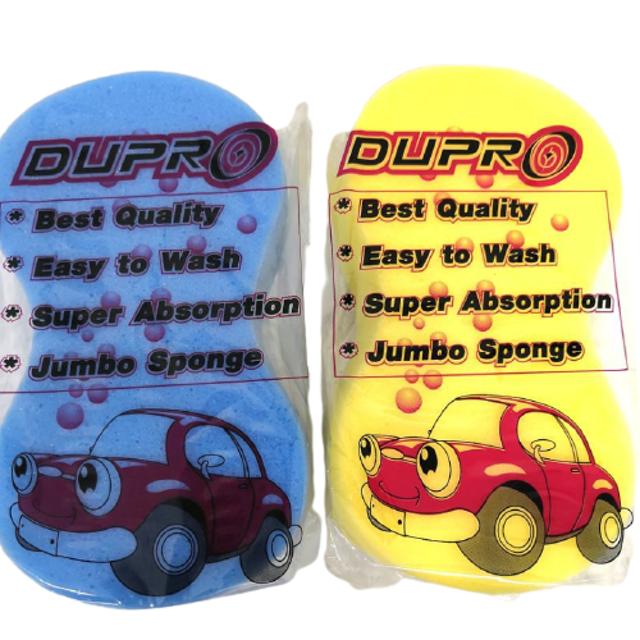 Dupro ฟองน้ำล้างรถ ฟองน้ำเลข 8 1