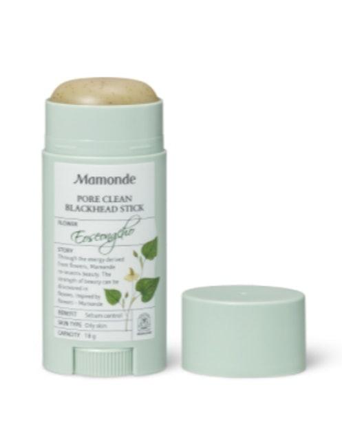 Mamonde ผลิตภัณฑ์ผลัดเซลล์ผิว Pore Clean Blackhead Stick 1