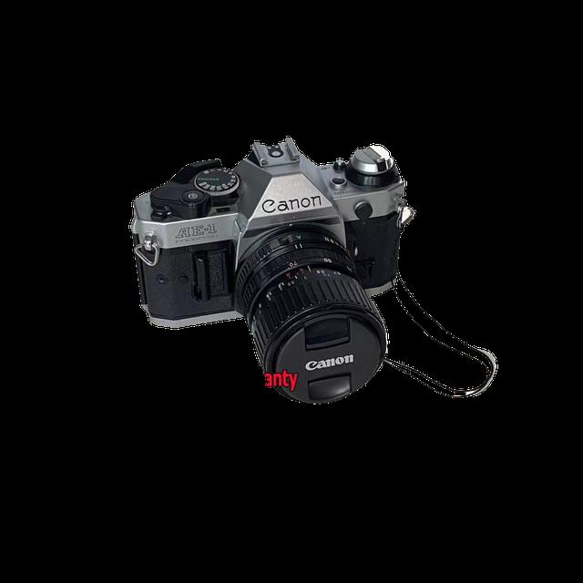 CANON กล้องฟิล์ม SLR รุ่น AE-1 1