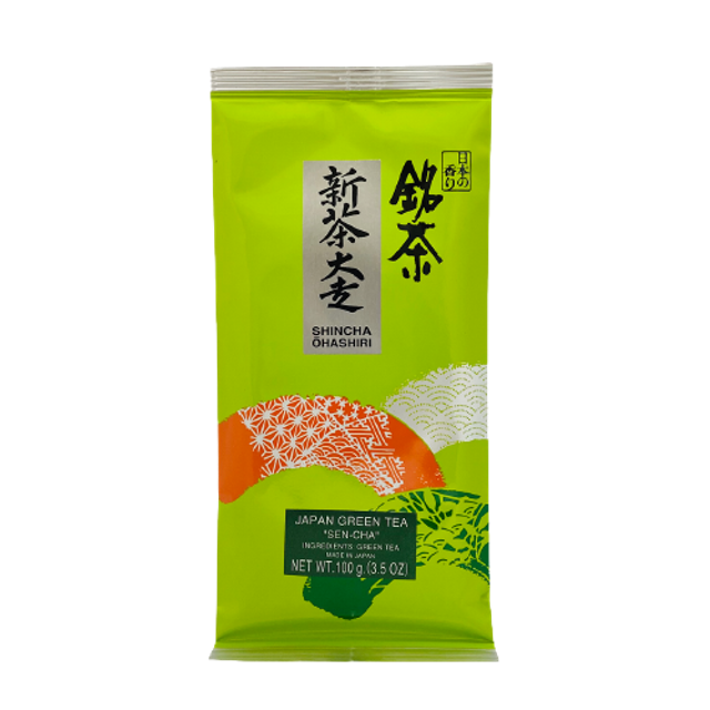 Shincha Ohashiri ชาเขียวสำเร็จรูป ชาเขียวญี่ปุ่น เซนฉะ 1