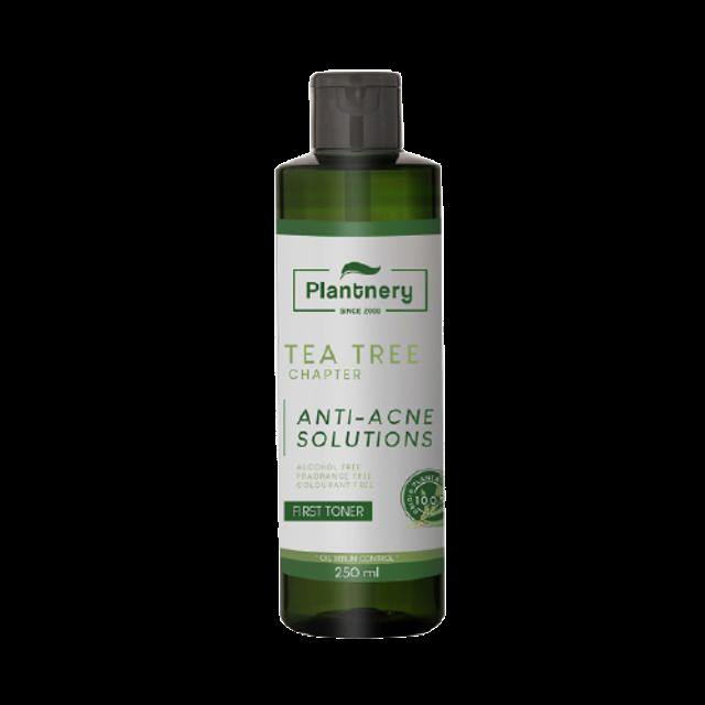 Plantnery สกินแคร์รักษาสิว Tea Tree Chapter Anti-Acne Solutions 1