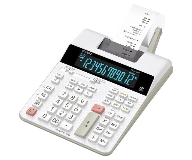 Casio FR-2650RC 1