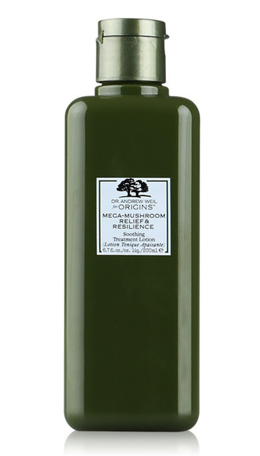 ORIGINS น้ำตบลดสิว Dr.Andrew Weil For Origins Mega-Mushroom Relief & Resilience Soothing Treatment Lotion 1