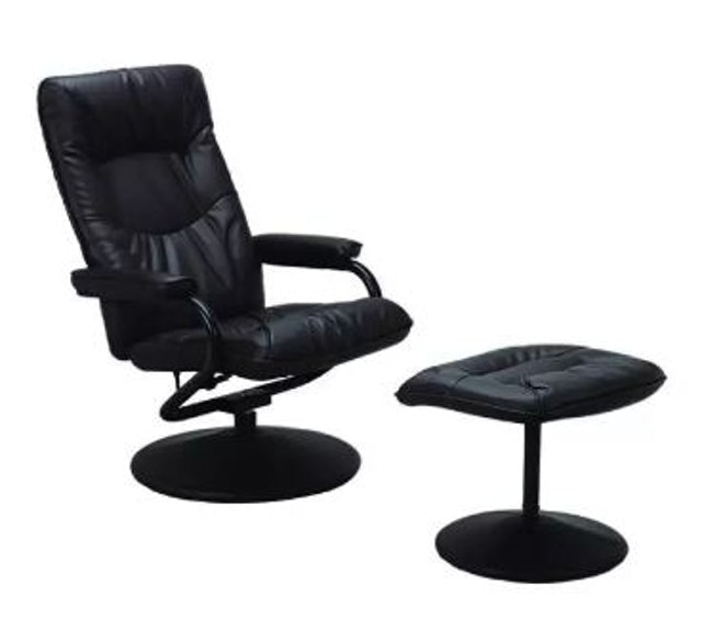 WINNER FURNITURE เก้าอี้ปรับนอน เก้าอี้พักผ่อนพร้อมสตูล รุ่น ทาซ่า 1