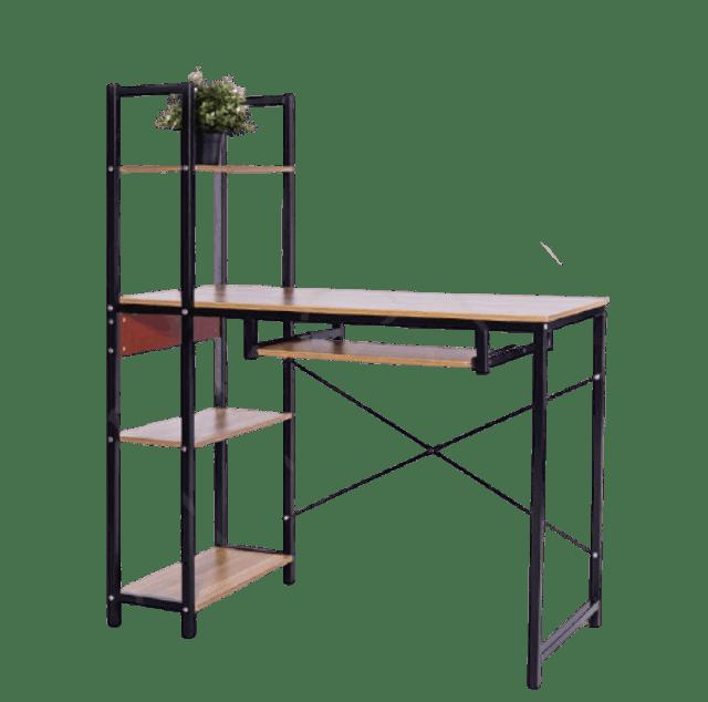 Ctrend โต๊ะทำงานไม้ 1