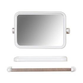 10 อันดับ กระจกห้องน้ำ ยี่ห้อไหนดี ฉบับล่าสุดปี 2020 ดีไซน์สวย ทนต่อความชื้น มีทั้งแบบบานเดี่ยว แบบชั้นวางของและตู้เก็บของ 5