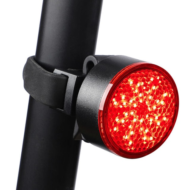West Biking Whirling Windmill LED Bicycle Tail Light 1