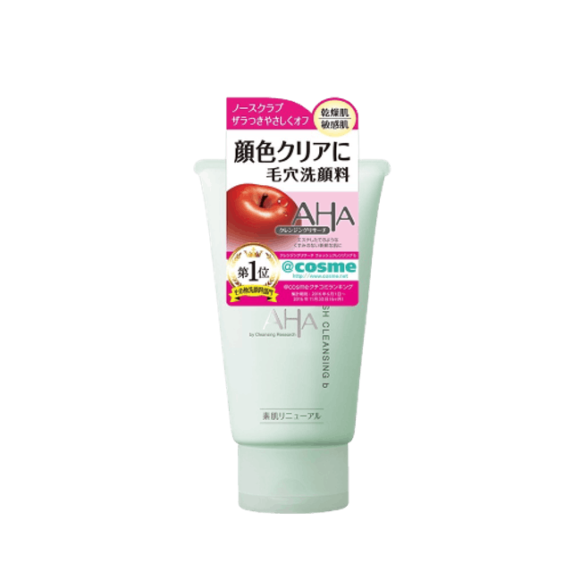 BLC Cleansing Research AHA Wash Cleansing B 1