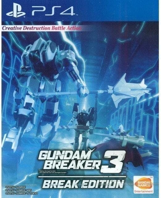 BANDAI NAMCO Entertainment Inc. Gundam Breaker 3 BREAK EDITION 1