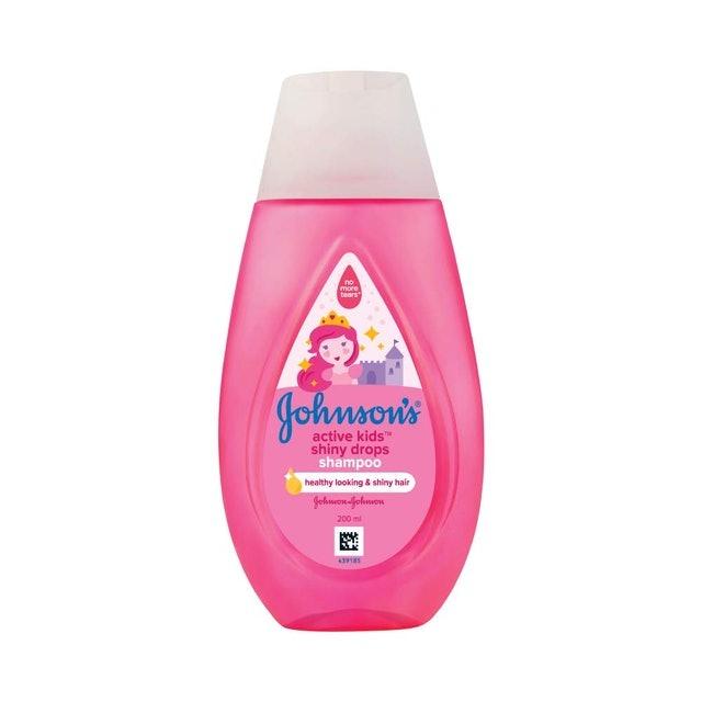 Johnson's Active Kids Shiny Drops Shampoo 1