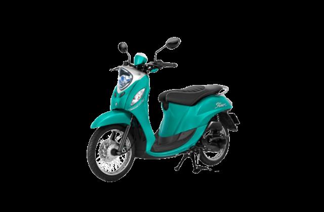 YAMAHA รถมอเตอร์ไซค์ Yamaha Fino (2021) 1