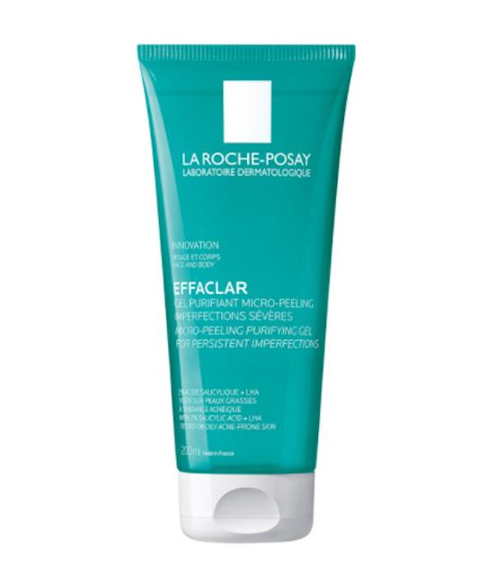 La Roche-Posay Effaclar Micro-Peeling Gel 1