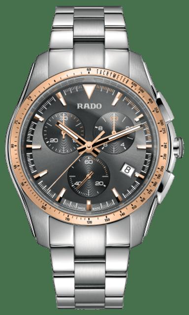RADO นาฬิกาข้อมือ รุ่น  HYPERCHROME CHRONOGRAPH 1