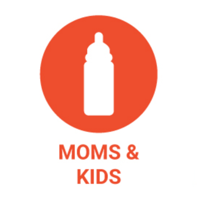 SHOPEE CODE เก็บโค้ดส่วนลดสินค้าแม่และเด็ก (Moms & Kids) 1